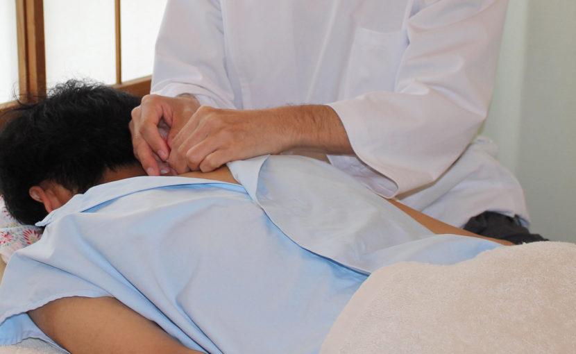 鍼治療の画像